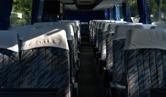 Салон автобуса на 50 мест неоплан