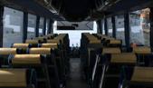 Автобус MAN S2000 52 места - аренда автобуса Одесса - салон фото