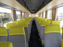 Автобус 316SHD 55 мест - аренда автобуса Одесса - фото салона