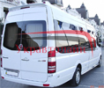 Аренда микроавтобуса ВИП Mercedes Sprinter Одесса