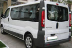 Аренда микроавтобуса Renault Trafic Одесса