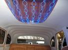 Лимузины в Одессе: белый раритетный ЗИМ 57 года