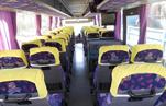 Аренда автобуса в Одессе Neoplan 316 Transliner - фото салона