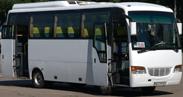 ISUZU Turkuaz Заказ 30 местного автобуса Одесса - открытые двери