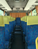 Заказ 30 местного автобуса Одесса ISUZU Turkuaz - фотографии салона