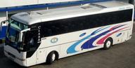 Автобус MAN S2000 52 места - аренда автобуса Одесса - вид спереди