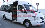 Заказ микроавтобуса ВИП Mercedes Sprinter Одесса