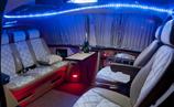 Заказ минивэна Mercedes VITO-VIANO VIP - фото салона