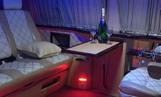 Заказ минивэна Mercedes Vito-Viano VIP-класса - фото салона