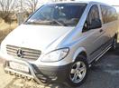 Заказ минивэна ВИП-класса Mercedes VIANO - фото вид снаружи